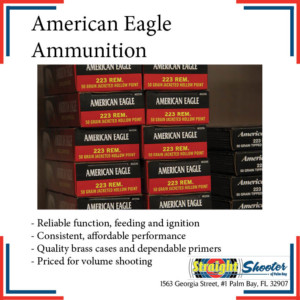 Straight Shooter - Ammunition - American Eagle