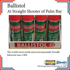Straight Shooter - Personal Safety - Ballistol
