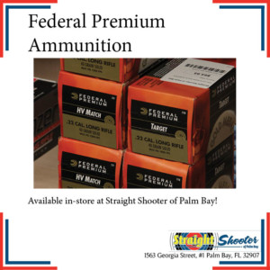 Straight Shooter - Ammunition - Federal Premium
