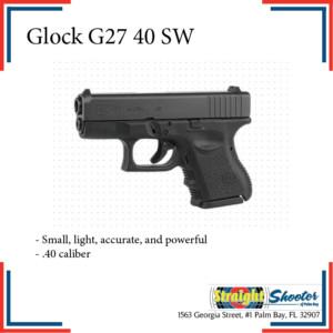 Glock G27 40 SW