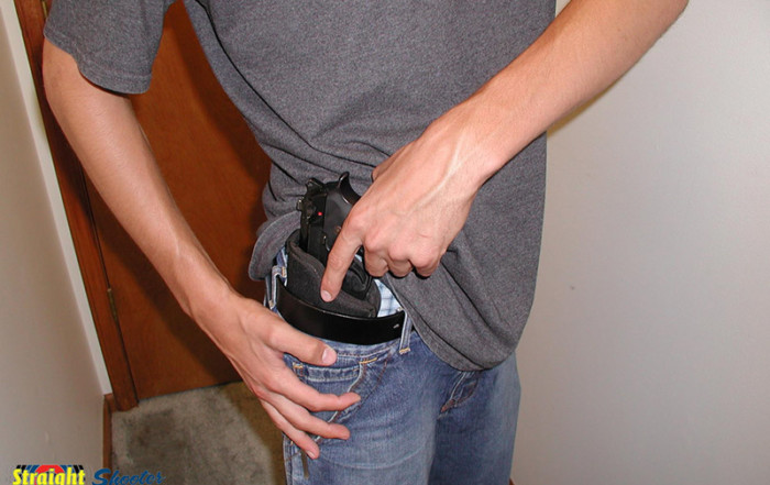 Straight Shooter - Concealed-carry mistakes