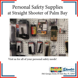 Straight Shooter - Personal Safety Supplies